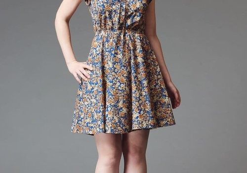 Deer & Doe Réglisse Dress