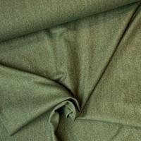 Flanel Shetland kale green