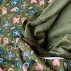 De Stoffenkamer Wellness Sweater Moss Birds