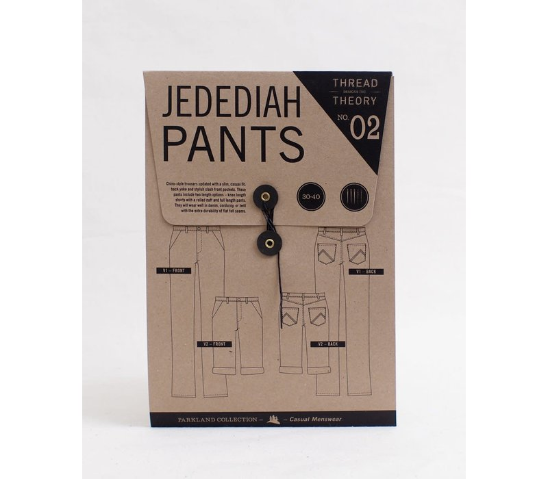 Thread Theory - Jedediah pants