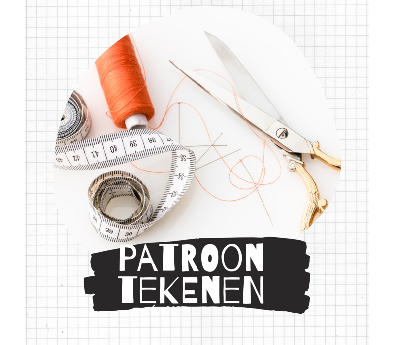 Workshop Patroon Tekenen module BOVENSTUK