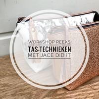 Workshop Tastechnieken met Jacedidit