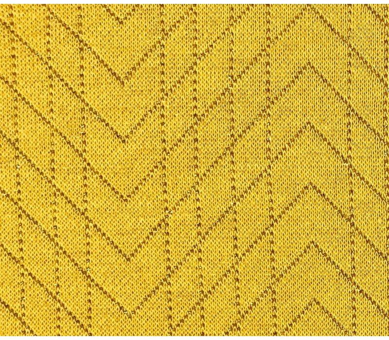 BIO Jacquard - Gold Fishtail