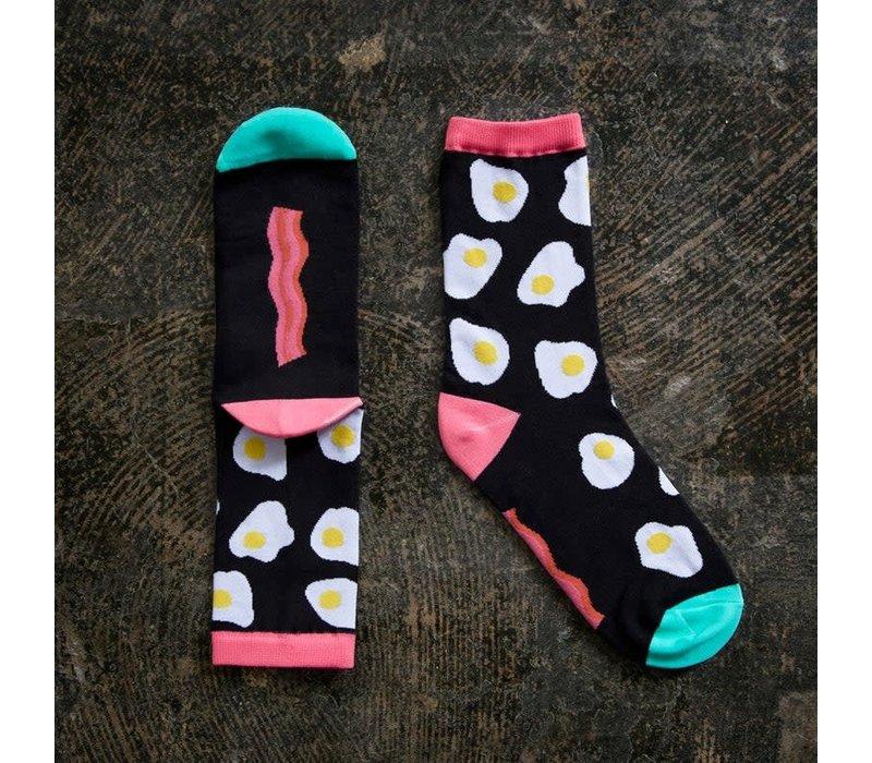 Socks Bacon & Eggs