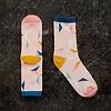 Cotton + Steel Socks Tangram