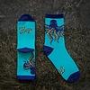 Cotton + Steel Socks Octopus