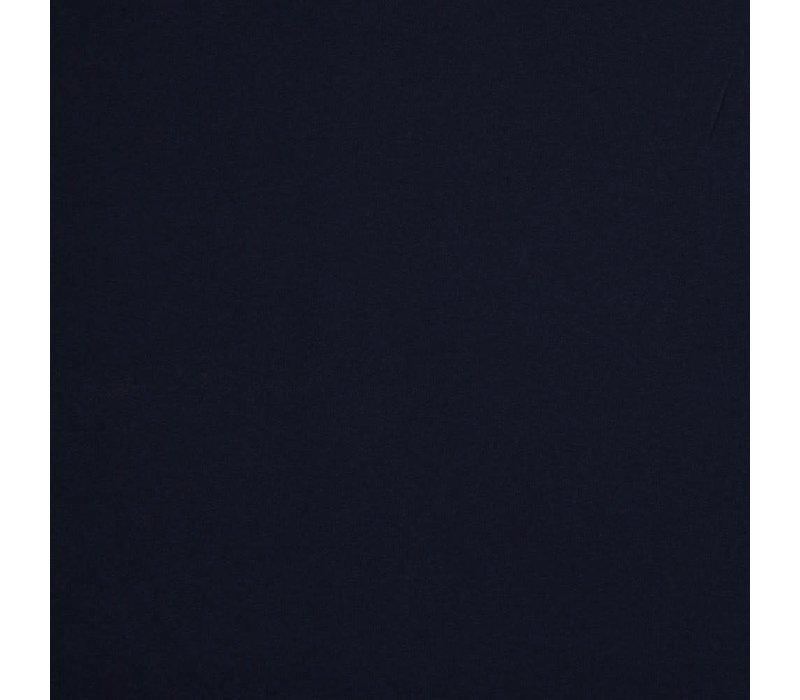 Soft viscose sweater Navy Blue