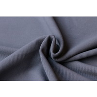 Structuur Tricot Grey Blue