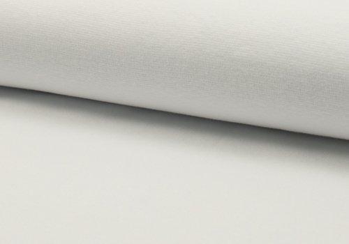De Stoffenkamer Boordstof 75cm WHITE