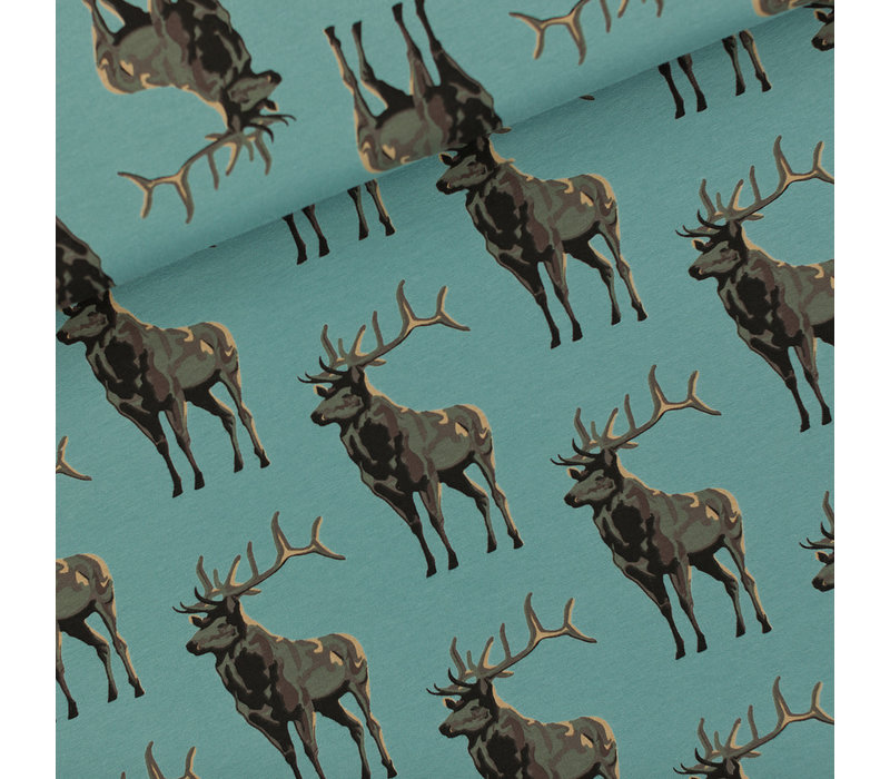 French Terry SYAS Deer