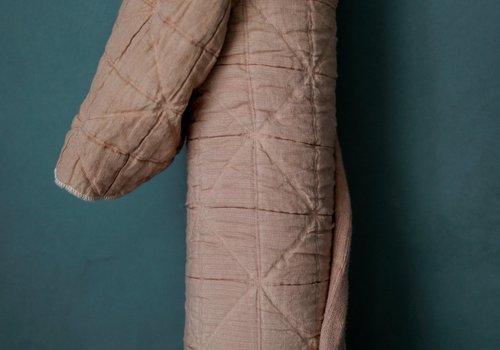 merchant&mills Jacquard Cotton - Dauphine Pink