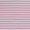 De Stoffenkamer Double Gauze Tetra stripes pink