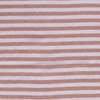 De Stoffenkamer Double Gauze Tetra stripes rust