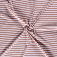 Double Gauze Tetra stripes rust