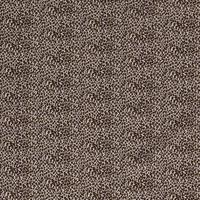 Linen Mix Mini Leopard Brown