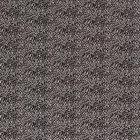 Linen Mix Mini Leopard Black