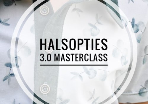 Workshop tricot 3.0 HALSOPTIES Masterclass 11 & 18/06