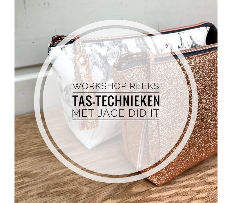 Workshop Tastechnieken met Jacedidit