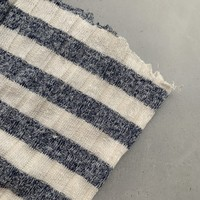 Ribbed Tricot Stripes Blue