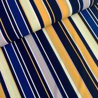 Scuba Crepe Stripes