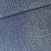 Canvas gabardine Dark Denimblue Weave