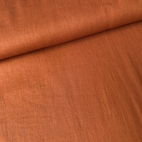 Washed Linen Rust