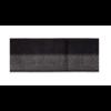 De Stoffenkamer Taille Elastiek 40mm Glitter Zwart