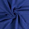 De Stoffenkamer Rekbare badstof - spons Koningsblauw