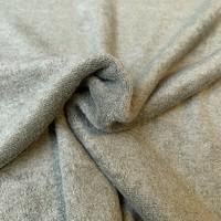 Rekbare badstof - spons Washed khaki