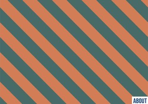 About Blue Fabrics Viscose - Grassland Dia