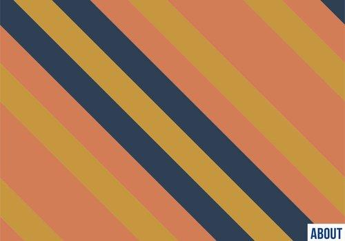About Blue Fabrics Crepe Viscose - Golden Mean Dia