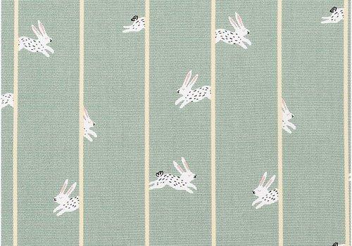 Rico Canvas Mint Bunny Hop