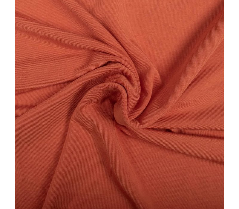 BAMBOO Tricot Coral