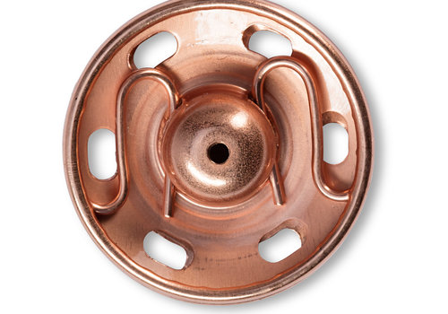Prym 21mm Naai drukknopen 3stuks rosé