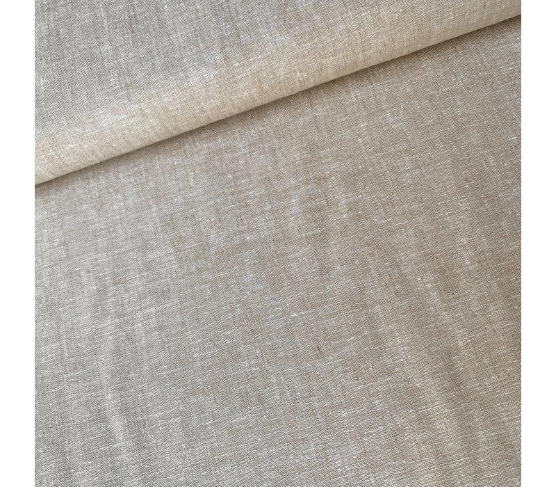 Linen Mix Melange Beige
