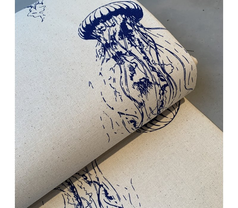 Canvas Royal Jellyfish