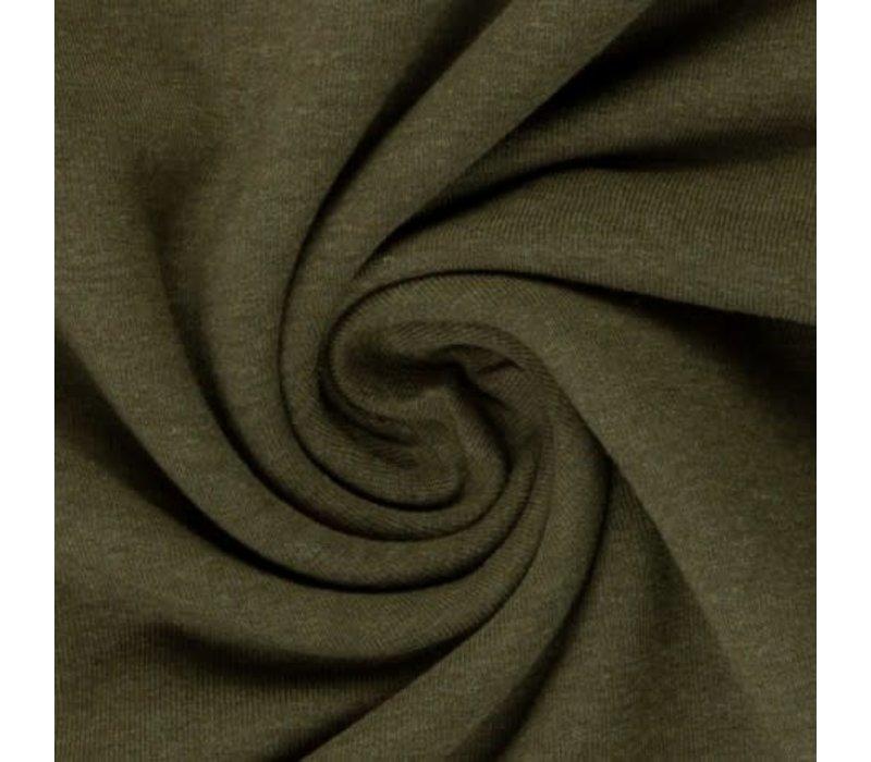 Tricot Cotton Melange khaki