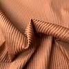 De Stoffenkamer Fluweel Velvet Rib Rust