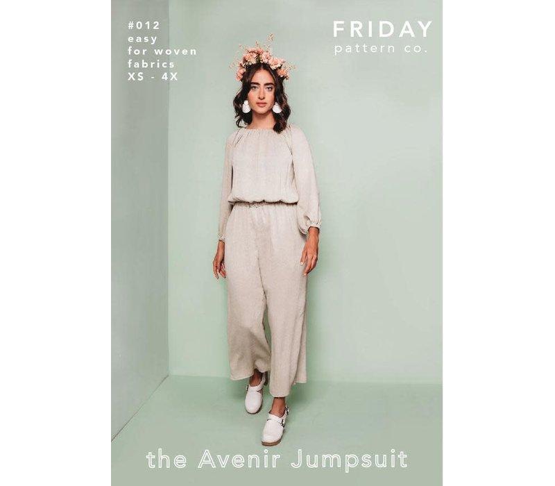 The Avenir Jumpsuit