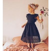 Lace Stretch Black
