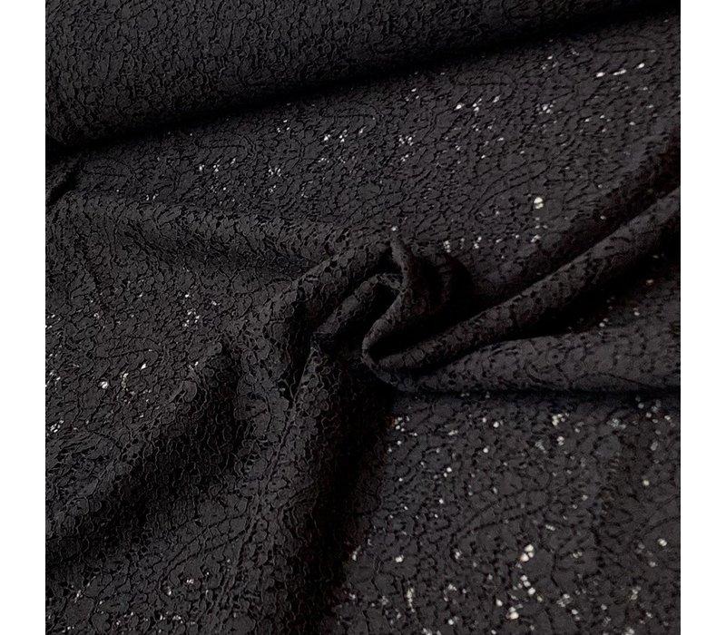Soft Lace Black