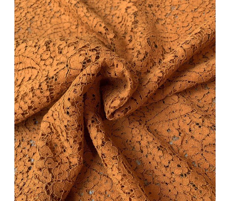 Soft Lace Warm Oker