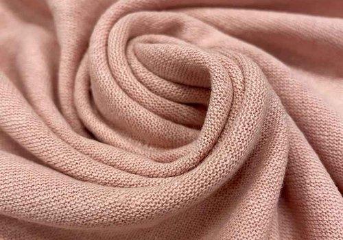 La Maison Victor Linen Jersey Soft pink