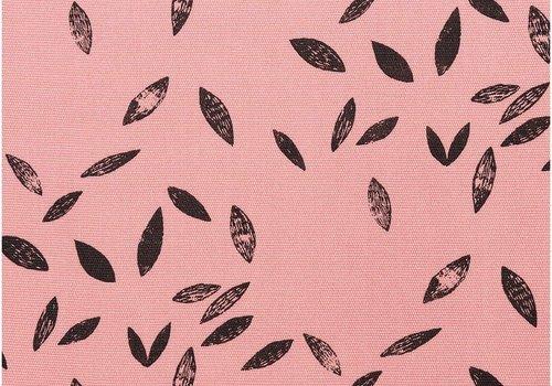 Rico Canvas Pink Leafs