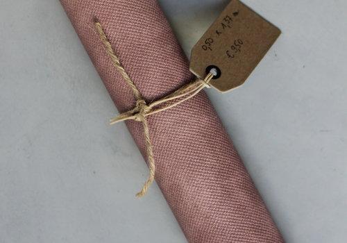 De Stoffenkamer Faux-Leather Pre-cut pink