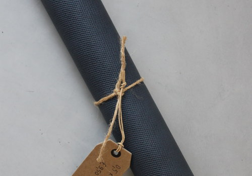 De Stoffenkamer Faux-Leather Pre-cut Blue