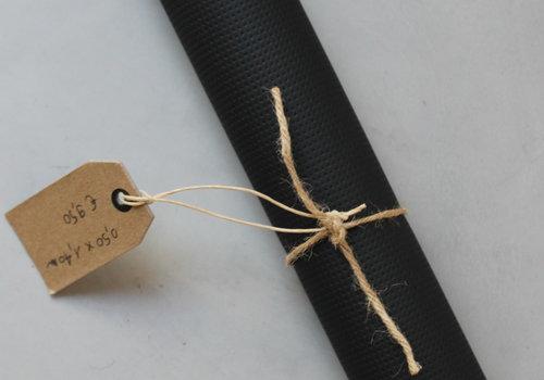 De Stoffenkamer Faux-Leather Pre-cut Black