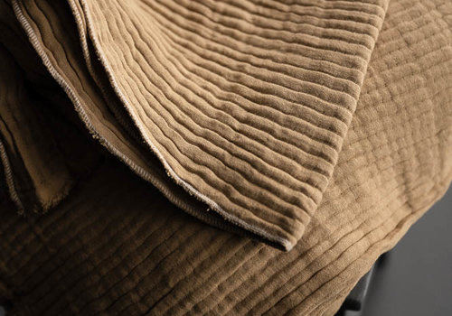 merchant&mills Cotton - Sienna Wobble Gauze