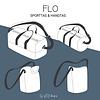 WISJ Patroon Go With The Flo - duffel bag