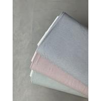 Tricot Mini stripes Old pink